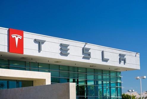 Tesla Motors откроет в России сеть электрозаправок