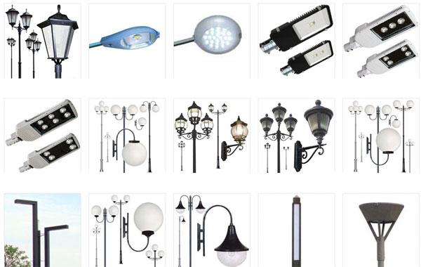 Светильник. Разновидности осветительных приборов