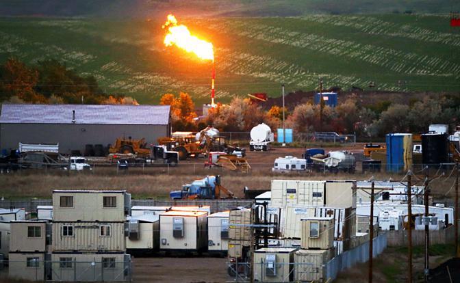 США начали газовую войну в Европе