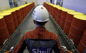 Цена нефти марки Brent превысила 47 долларов за баррель