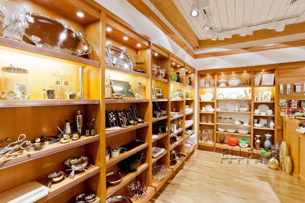Мебель для бутиков и магазинов