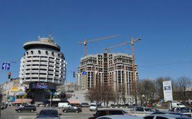 Уютный жилой комплекс во Львове