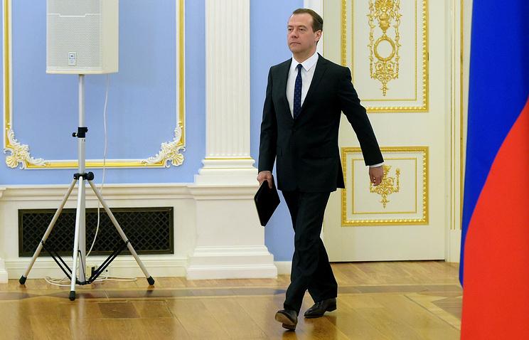 Медведев проведет совещание по кибербезопасности в банковской сфере