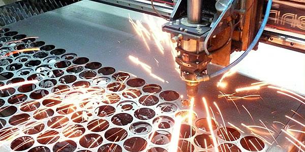 Технология резки металла с помощью лазера