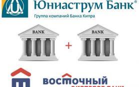 Бренд «Юниаструма» может исчезнуть после присоединения банка к «Восточному Экспрессу»