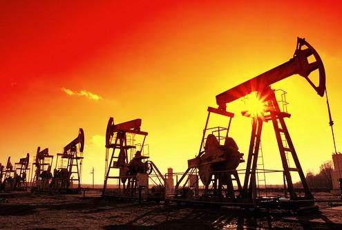 Нефть Brent подешевела до $46,5 за баррель