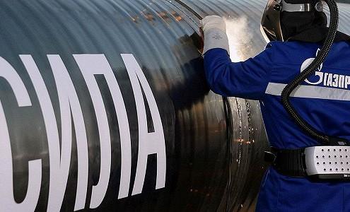 «Газпром» верит в свою трубу