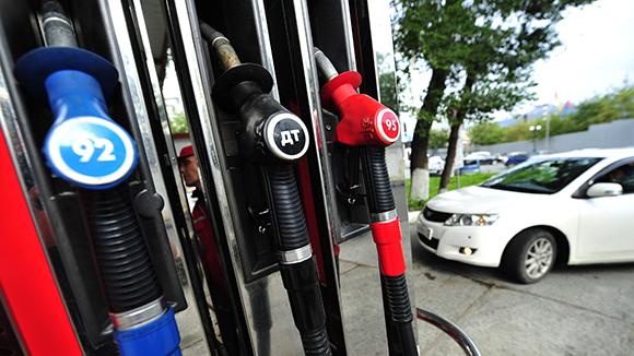 Цены на моторное топливо подскочат в сентябре