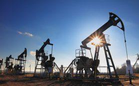 Нефть торгуется в минусе