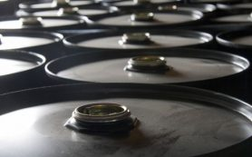 Нефть Brent достигла недельного минимума