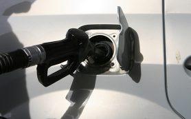 Белорусский бензин толкнул цены вниз