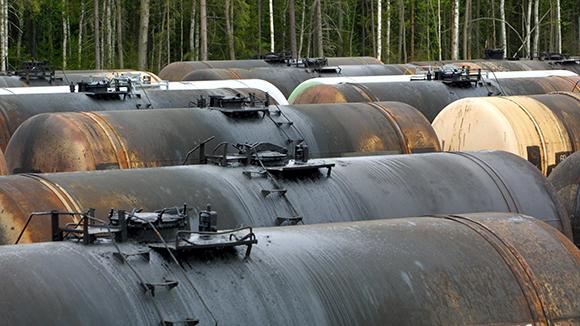 Цены на нефть в России подскочили на 17%