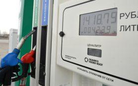 Мелкооптовые цены на топливо снижаются
