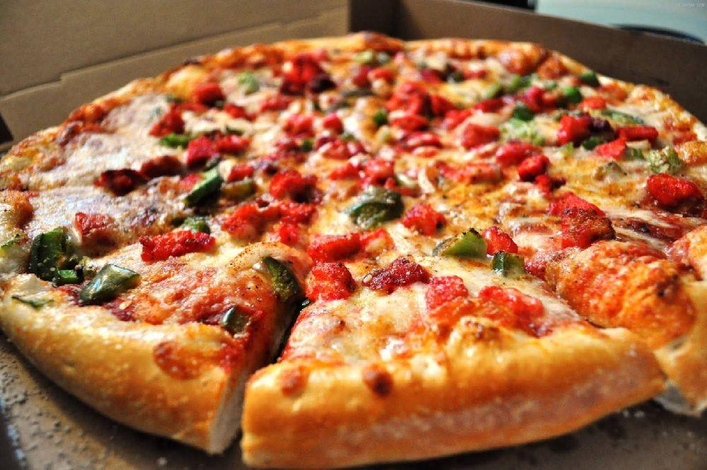 Пицца. Современная пицца