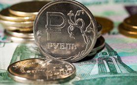 ЦБ: реальный эффективный курс рубля с начала года вырос на 8,7%