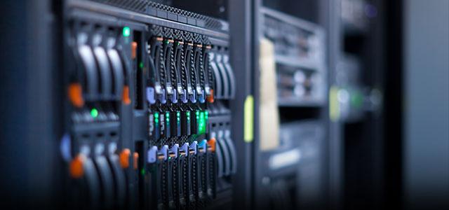 Современный хостинг, с возможностью защищённого хранения данных, в компании «RUVDS»