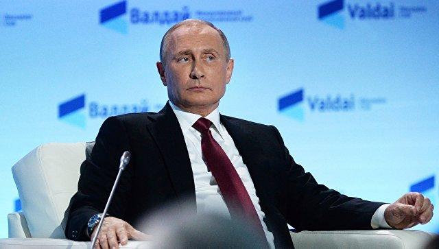 Президент РФ: надо добиваться равных темпов развития экономик разных стран мира