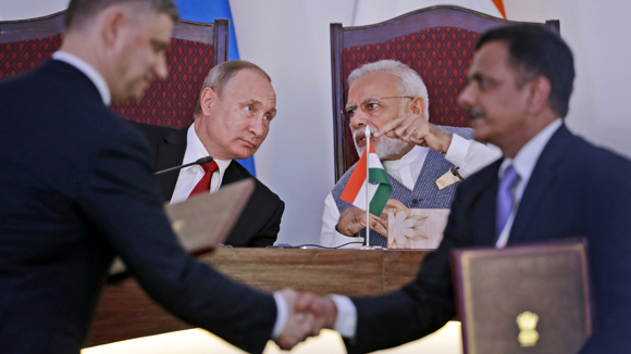 Россия выходит на индийский рынок нефти