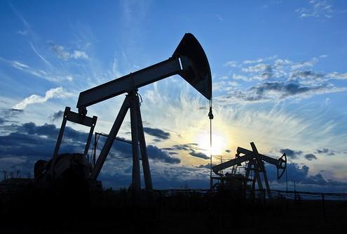 Нефть Brent торгуется ниже $46 за баррель