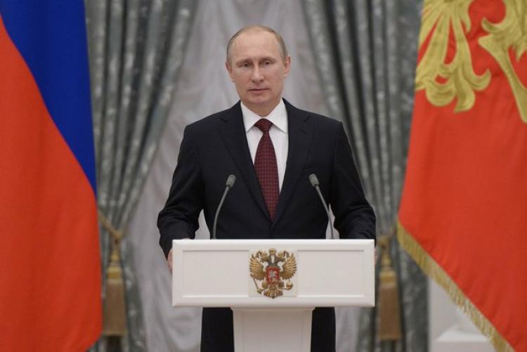 Путин прокомментировал арест Алексея Улюкаева