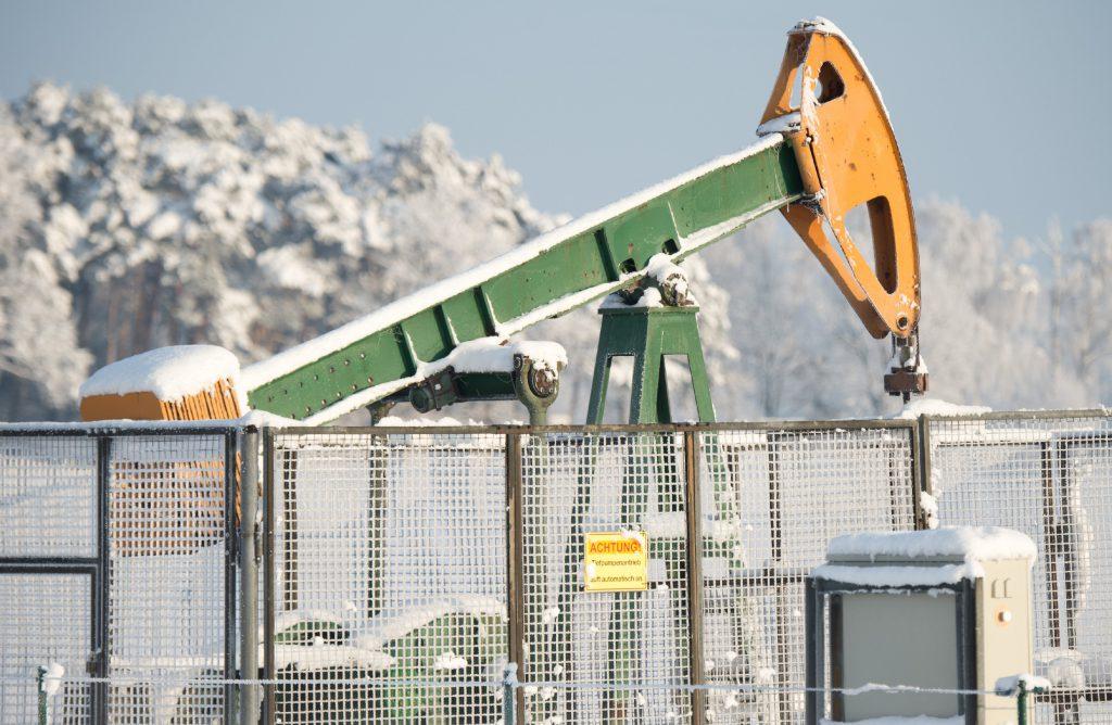 Цена на нефть Brent упала ниже 45 долларов за баррель на фоне выборов в США