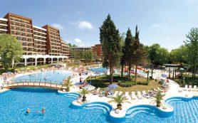 Туры в Болгарию: курорт Албена