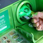 Морозы ударили по работе уличных банкоматов Сбербанка