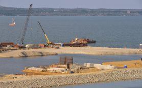 Компания Ротенберга согласилась построить железнодорожный подход к мосту в Крым