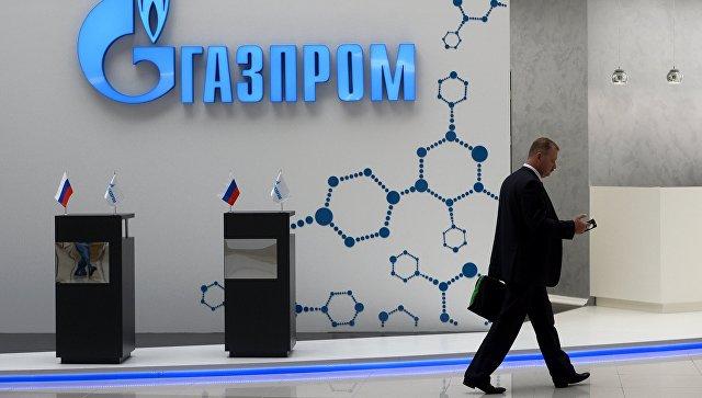 «Газпром» просил отпустить цены на газ для экспорта СПГ