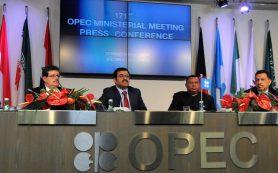 ОПЕК потребует увеличить сокращение добычи нефти у стран вне картеля