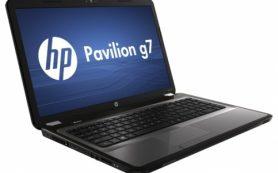 Обзор ноутбука HP Pavilion g7 1303er