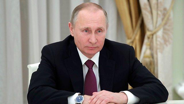 На встрече Путина с главой ExxonMobil присутствовали Сечин и Новак