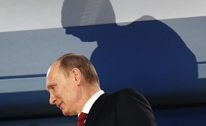 Запад в восторге от экономической тактики Путина