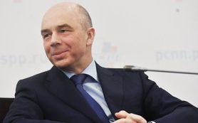 Силуанов считает, что экономика несильно зависит от цен на нефть