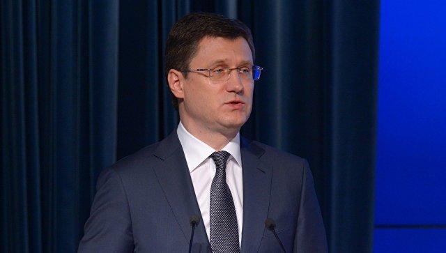 Россия будет добывать 549 млн тонн нефти в 2017 году, заявил Новак