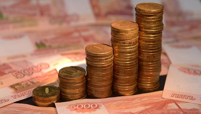Рубль споткнется о финансовый пузырь