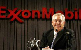 Минфин США отказал компании Рекса Тиллерсона в просьбе разрешить работу в России