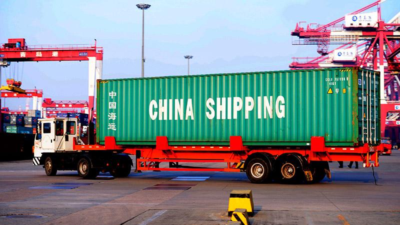 Объем двусторонней торговли между Россией и Китаем вырос на 15%