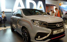 ЭКОНОМИКА «АвтоВАЗ» начал принимать заявки на самую дорогую Lada Xray