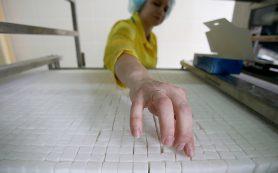 Рост производства снизил цены на сахар