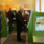 Сбербанк установил первый банкомат с распознаванием лиц