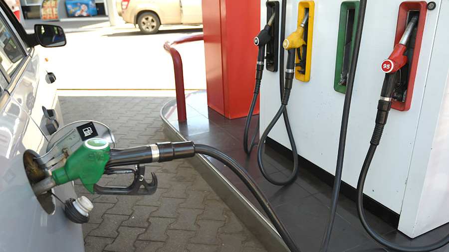 Стоимость топлива в России может вырасти почти на 40 копеек