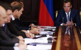 Медведев заявил о переходе российской экономики к росту
