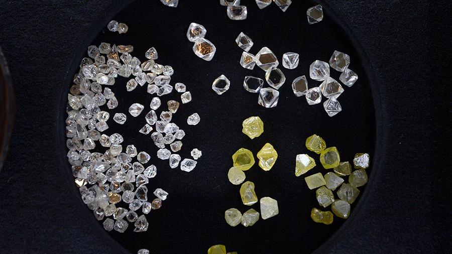 В России вырос импорт бриллиантов в два раза