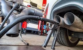 Снижение токсичности автомобильных выбросов