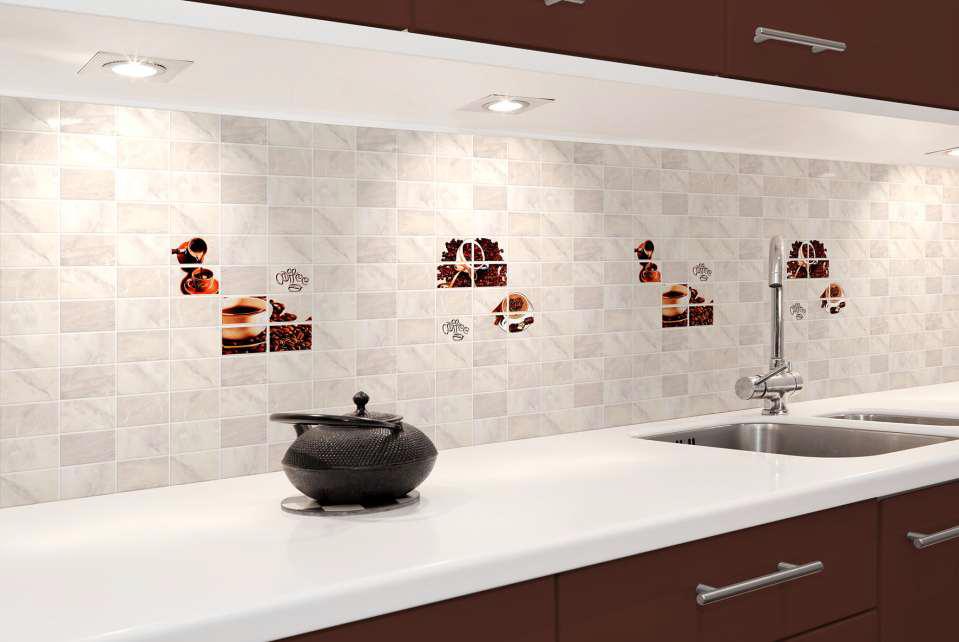 Настенная керамическая плитка, какую лучше выбрать