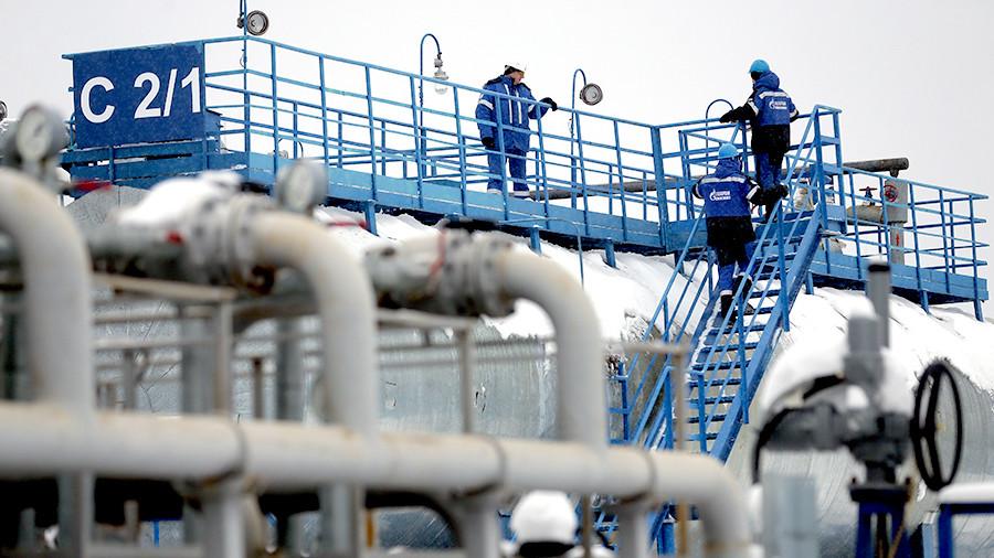 «Газпром» рассчитывает установить рекорд по поставкам газа на экспорт