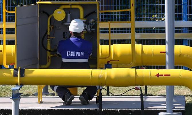 «Газпром» начал укладку газопровода «Турецкий поток»