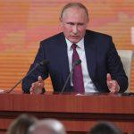 Путин назвал рост экономики России очевидным фактом