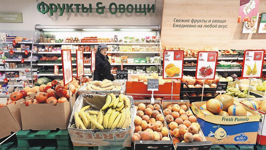 На санкции ответили клубничкой